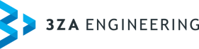 Logo 3ZA Engineering